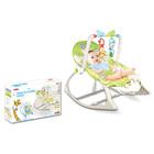 Scaun confortabil cu vibrații pentru bebeluși - model junglă, diferite