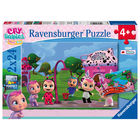 Ravensburger: Cry Babies - puzzle 2 x 24 piese