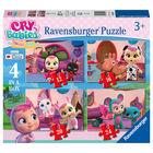Ravensburger: Cry Babies 4 az 1-ben puzzle
