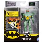 DC Batman: Figurină de acțiune Firefly - 10 cm