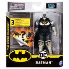DC Batman: Batman akciófigura taktikai ruhában, 10 cm