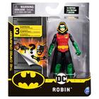 DC Batman: Figurină de acțiune Robin - 10 cm