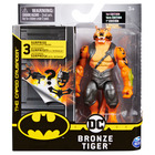 DC Batman: Bronze Tiger akciófigura, 10 cm