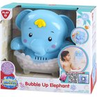 Playgo: Elefant care suflă baloane - jucărie de baie