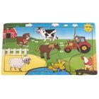 Gyerek Puzzle - Városi közlekedés