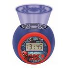 Pókember projektoros ébresztő óra