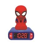 Lexibook: Spider-Man Ceas cu alarmă și cu lumină