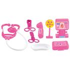 Játék orvosi készlet- rózsaszín