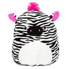 Squishmallows: Tracey a zebra plüssjáték- 20cm