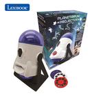 Lexibook: Proiector planetariu cu 24 de șabloane, cu hartă stelară și broșură