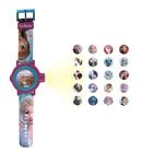 Lexibook: Frozen Ceas de mână cu proiector cu 20 de motive