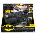 DC Batman: Mașinuță RC Lansează și apără