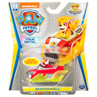 Paw Patrol Charged Up: True Metal - Camionul de pompier metalic a lui Marshall