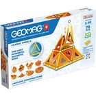 Geomag: Green Line Panels - 78 piese