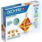 Geomag: Green Line Panels - 35 piese