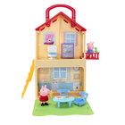 Peppa Pig: Set de joacă - Casă mare pliabilă