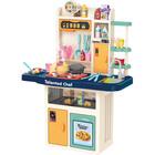 Szuperséf kiskonyhája működő vízcsappal és hangokkal - 98 cm