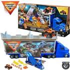 Monster Jam: El Toro Loco Camion transportor de mașinuțe care se poate transforma 1:64