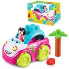 Luna Blocks: Mașinuță roz