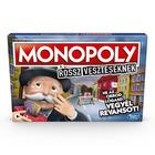 Monopoly: Pentru toți cărora nu le place să piardă - joc de societate în lb. maghiară