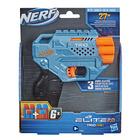 Nerf Elite 2.0: Trio Td-3 játékfegyver 6 darab szivacslövedékkel