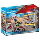 Playmobil: Építési állvány munkásokkal 70446