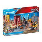 Playmobil: Excavator mic 70443
