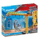 Playmobil: Macara cu telecomandă pentru construcții 70441