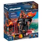 Playmobil: Bandiți Burnham si Berbec de foc 70393