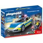 Playmobil: Porsche 911 Carrera 4S a poliției 70066