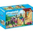 Playmobil: Grajd și cal arab 6934