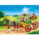 Playmobil: Lovaskocsi 6932