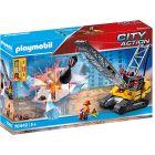Playmobil: Excavator de demolare 70442