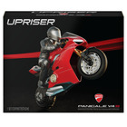 Ducati RC: távirányítós gyorsasági motor, 1:6 replika - piros