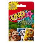 Junior Uno - joc de cărți cu instrucțiuni în lb. maghiară