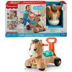 Fisher-Price: Motor-ponei 3-în-1