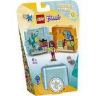 Lego Friends: Cubul jucăuș de vară al Andreei 41410
