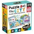 Headu: 8+1 kétoldalas puzzle - Városka