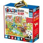 Headu: Könnyen angolul - Farm puzzle