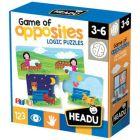 Headu: Logikai puzzle illesztőjáték - Ellentétek