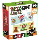 Puzzle logică: joc de potrivire - Profesii