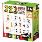 Puzzle logică: joc de potrivire - Cifrele