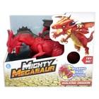 Dragoni: Hatalmas megasaurusok - Lépdelő és üvöltő sárkány