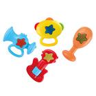 Set de instrumente muzicale jazz pentru bebeluși