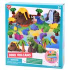 Set de plastilină - Lumea dinozaurilor