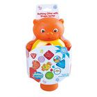Vidra veselă cu sortator - jucărie pentru baie