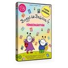 Bogyó și Babóca: Cărți de zână - sezonul 4 DVD în lb. maghiară