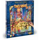 Schipper: Festés számok szerint - New York Time Square, 40 x 50 cm