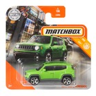 Matchbox: MBX City 2019 Jeep Renegade kisautó