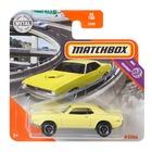 Matchbox: Mașinuță MBX Highway - 1970 Plymouth Cuba - galben